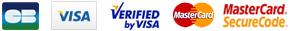 Logo Paiement Sécurisé Visa